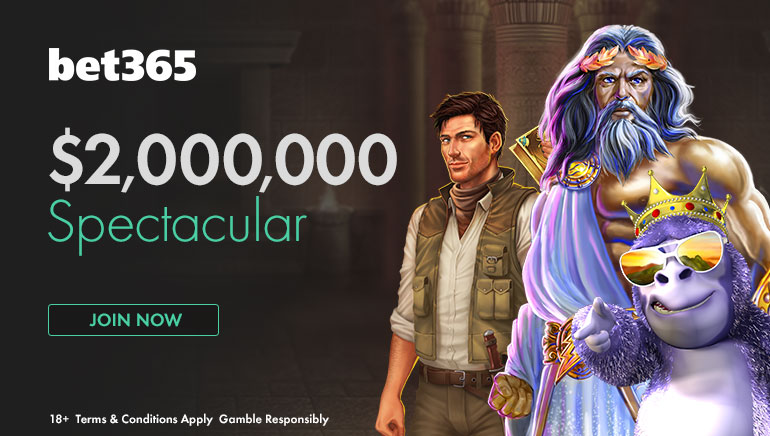 bet365 Launches $2 Million Spectacular Promotion