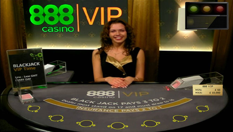 New Players Spin Free at 888casino