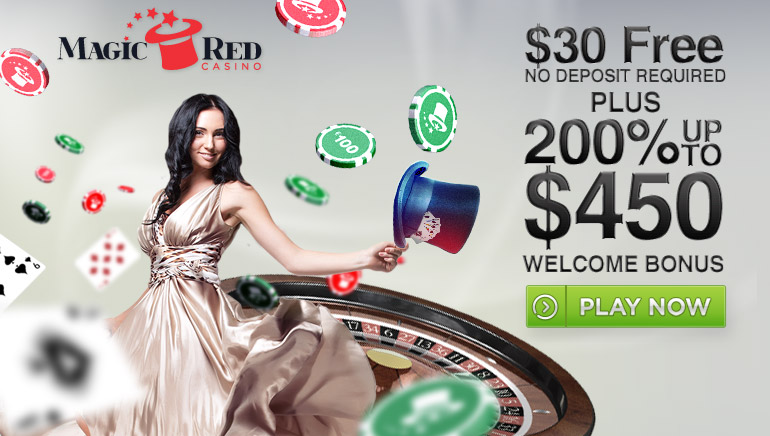 Experience the Enchantment of Magic Red Casino Promotions