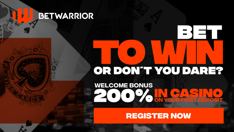 BetWarrior Has An Exclusive New Offer