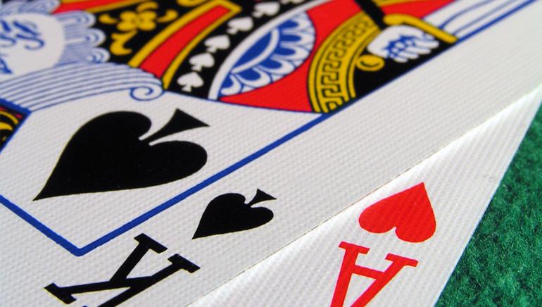 Free or real money casino blackjack game