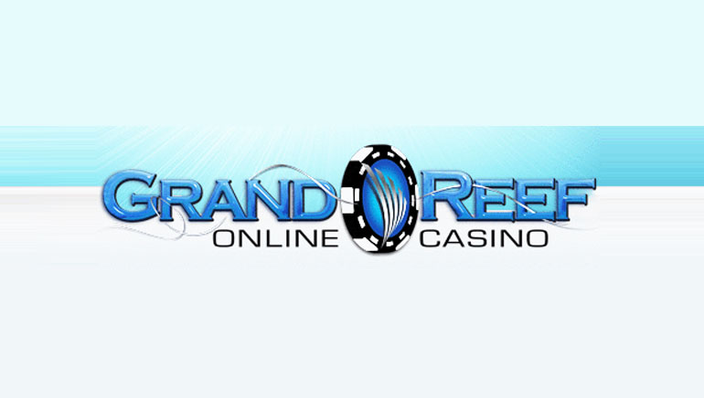 Collect Free Welcome Cash at Grand Reef Casino