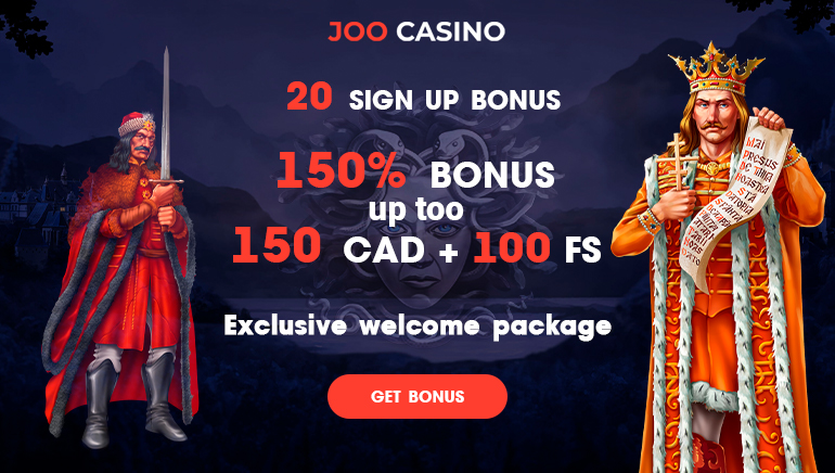 Get Wind of This Exclusive Joo Casino Welcome Bonus
