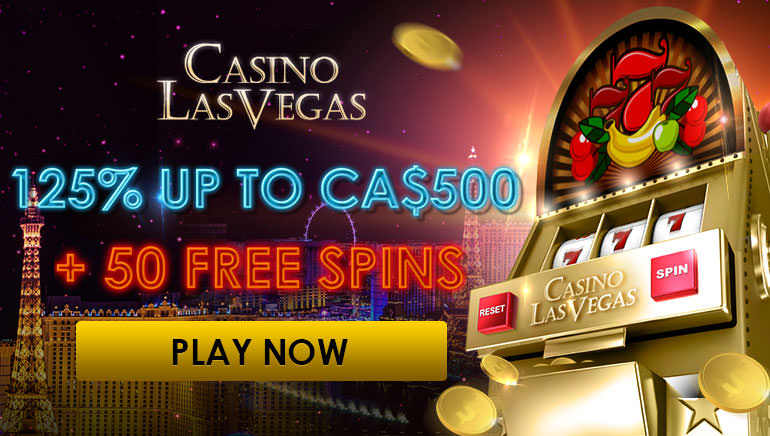 Take Advantage of Casino Las Vegas' Huge Welcome Offer