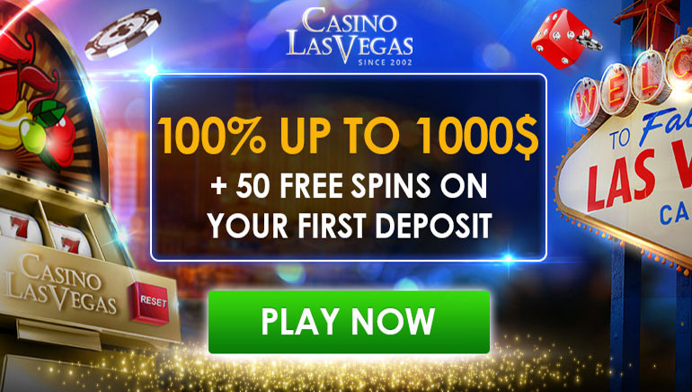 Get Loaded with the New Casino Las Vegas Exclusive Offer