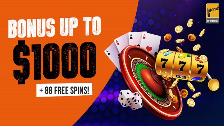 Luckia Casino Exclusive Canada Promo
