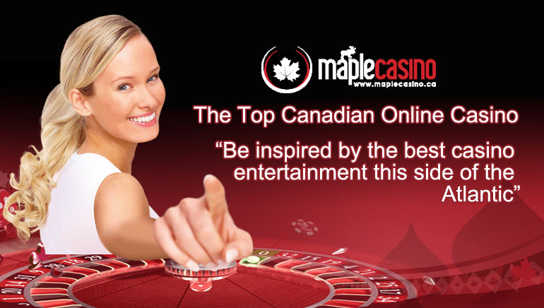 Over 500 Free Flash Games at Maple Casino