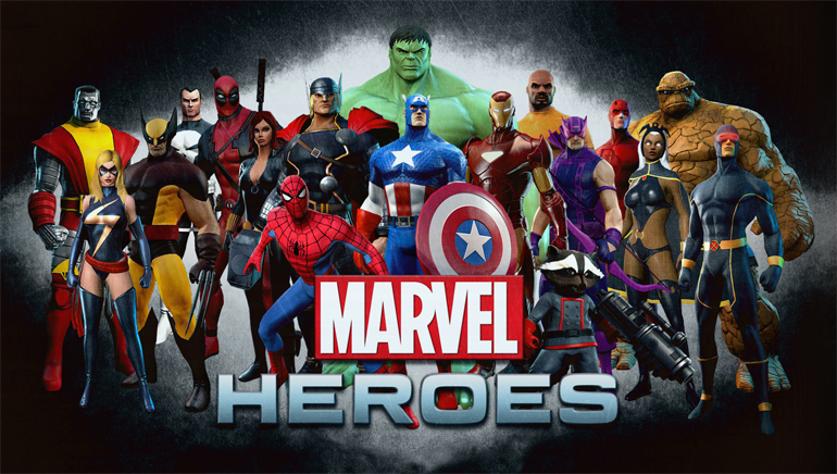 Extra Special Marvel Slot Games