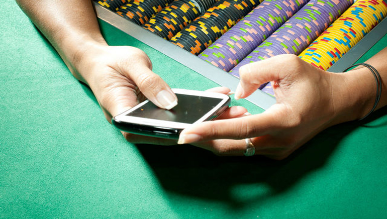 The Smartphone Advantage at Online Casinos