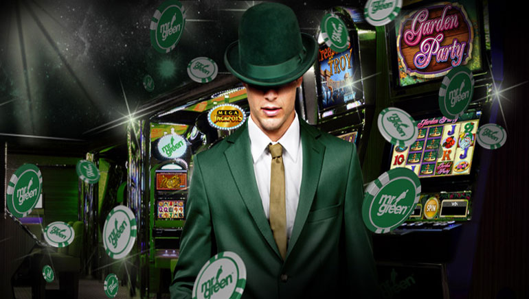 Big Games & Big Jackpots at Mr. Green Casino