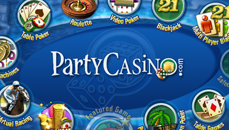 Party Casino Celebrates Canada Day!