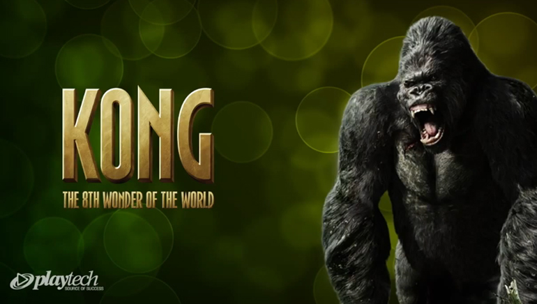 King Kong Rocks Canadian Gaming Shores