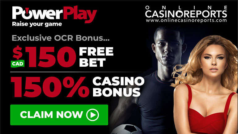 Check Out PowerPlay Casino's Exclusive On Deposit Offer