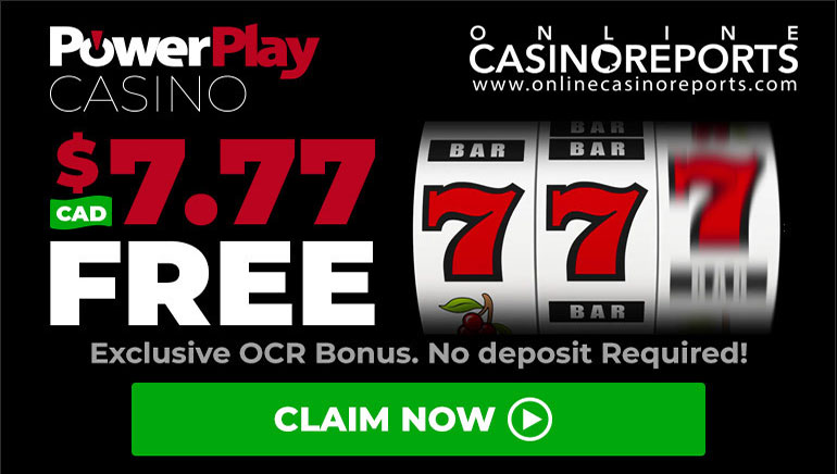 Set Sail with a No Deposit Offer from PowerPlay Casino