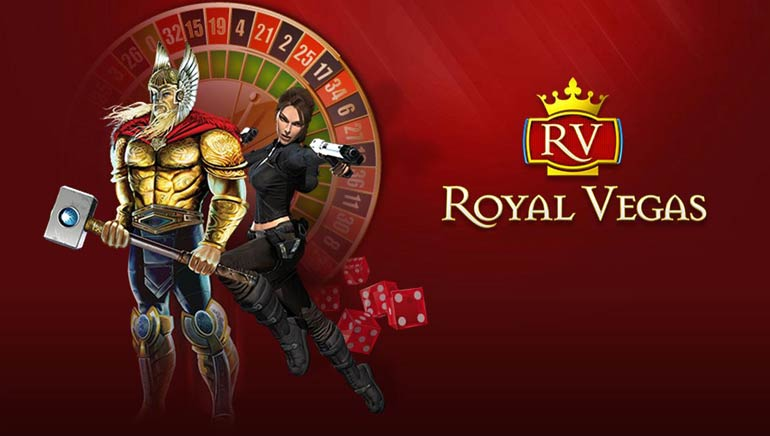 Royal Vegas Casino Rolls Out the Red Carpet