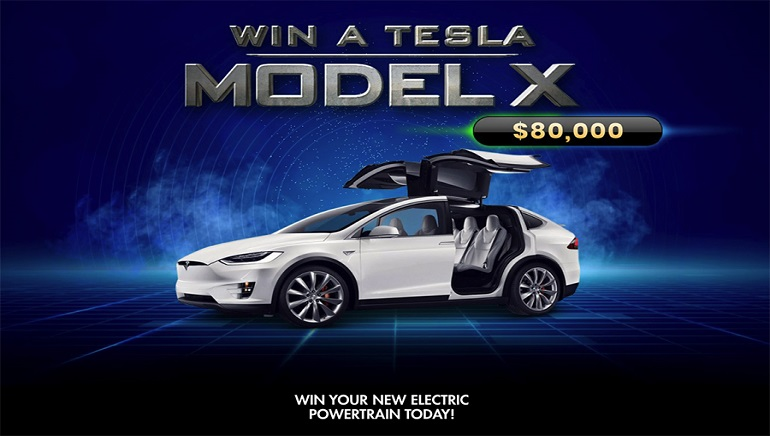 BondiBet Casino Hosting Tesla Model X Tourney