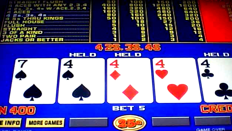 Massively Popular Game at Online Casinos
