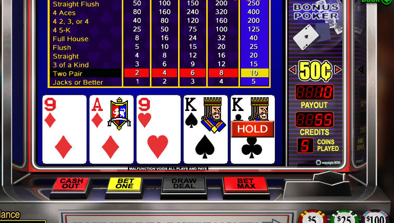 Casino deuces online poker video wild indian casino closest to chino hills ca