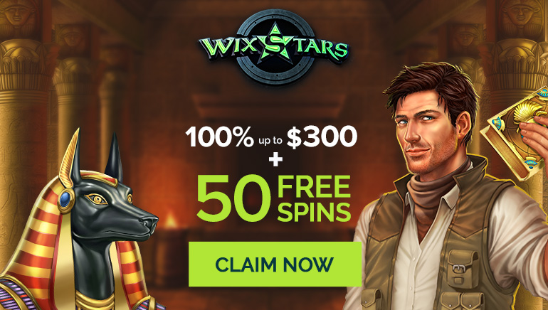 Wixstars Casino Takes Players on a Jungle Adventure with Plenty of Bonus Cheer!